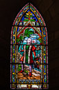 Stained Glass Window Stock Image - 39082931