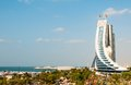 Jumeirah Beach Hotel Royalty Free Stock Image - 39095666