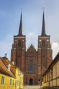 Roskilde Cathedral, Denmark Stock Image - 39101341
