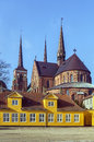 Roskilde Cathedral, Denmark Royalty Free Stock Image - 39101986