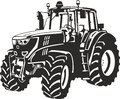 Tractor Royalty Free Stock Photos - 39103068