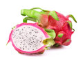 Dragon Fruit Isolated On White Royalty Free Stock Photos - 39109438