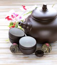 Set For A Traditional Tea Drinking Stock Photography - 39109582