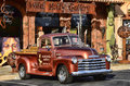 Carefree Truck Stock Image - 39109761