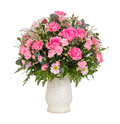 Pink Flower Bouquet Stock Photography - 39139682