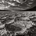 Dramatic Death Valley Landscape Royalty Free Stock Images - 39150719