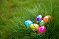 Easter Eggs Royalty Free Stock Images - 3926819