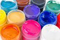 Paints Royalty Free Stock Image - 3929596