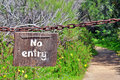 No Entry Sign Stock Photo - 39240580