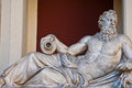 Classical Greek Marble Sculpture Stock Photography - 39240862