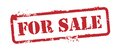 For Sale Stamp Royalty Free Stock Images - 39249209