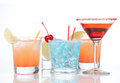 Cocktails Red Alcohol Cosmopolitan Cocktailini Cocktails Glass A Royalty Free Stock Photos - 39307088