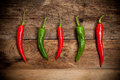 Red Hot Chili Peppers Stock Image - 39318471