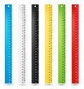 Rulers In Centimeters Stock Image - 39320141