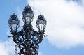 Lamppost In A Park In Potsdam Stock Images - 39333404