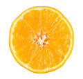 Tangerine Slice Stock Photography - 39340222