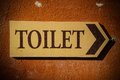Sign Of Public Toilets Stock Images - 39348044