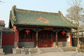 Chinese Ancient Architecture Stock Images - 39394994
