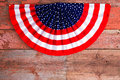 USA 4th Of July Patriotic Rosette Stock Images - 39403144