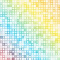 Abstract Square Pixel Mosaic Background Stock Photos - 39416893