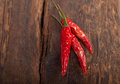 Dry Red Chili Peppers Stock Photo - 39431970