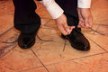 Get Ready With Shoes Royalty Free Stock Photo - 39479845