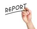 Report Royalty Free Stock Photo - 39485335