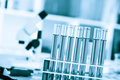 Test Tubes Royalty Free Stock Images - 39493719