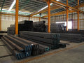 Machine In Steel Warehouse Stock Photography - 39555402
