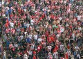VICENZA, VI, ITALY - April 06 Fans During A Football Game In The Royalty Free Stock Photo - 39556335