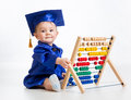 Early Learning Baby Royalty Free Stock Photo - 39560405