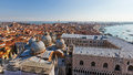 Venice From St Marks Campanile Royalty Free Stock Photography - 39570137