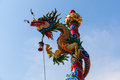 Chinese Dragon Statue Stock Images - 39650474