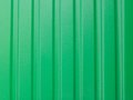 Background Metal Leaf Green, Iron Profile Stock Photography - 39668352