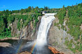 Montmorency Falls Royalty Free Stock Photography - 39677317