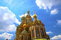 Church Of The Saviour On Spilled Blood Royalty Free Stock Images - 39686779