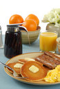 Country Breakfast Royalty Free Stock Photo - 3970375