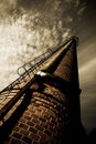 Old Factory Chimney Royalty Free Stock Photo - 3974695