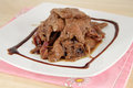 Stewed Beef Liver Stock Photography - 39705812