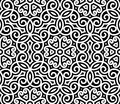 Black And White Pattern Stock Photography - 39740472