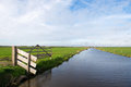 Dutch Polder Arkemheen Royalty Free Stock Photos - 39750868