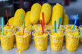 Boiled Corn Royalty Free Stock Photo - 39755785