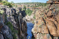 River At The Bourkes Potholes In South Africa Stock Photography - 39773142
