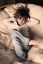 Relaxing Royalty Free Stock Photo - 3985475