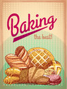 Baking The Best Pastry Poster Royalty Free Stock Photography - 39802807