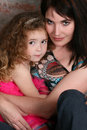 Mother And Daughter Stock Image - 39817101