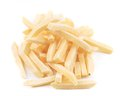 Frozen French Fries. Royalty Free Stock Photography - 39820417