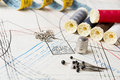 Sewing Royalty Free Stock Photos - 39830968