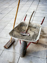 Wheelbarrow Stock Image - 39855011