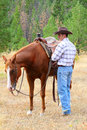 Cowboy Stock Images - 39880114